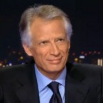 Dominique de Villepin officiellement candidat