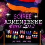 SOIREE ARMENIENNE PARIS 2012 DES 4 COINS DU MONDE !