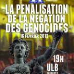 Loi de pnalisation de la ngation des gnocides, censure il y a 1 an