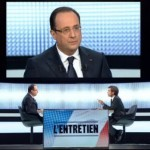 Interview du prsident de la Rpublique, monsieur Franois Hollande