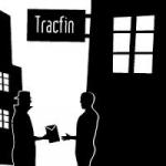 En France , Tracfin surveille les comptes bancaires