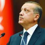 Les priorites d'Erdogan et Davutoglu pour la Turquie