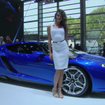 Mondial Auto Paris 2014: Lamborghini Asterion LPI 910-4 Concept