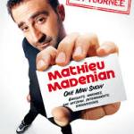 Mathieu Madenian : tournée dans toute la France
