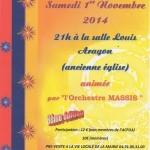 L'ACFOA présente une soirée exceptionnelle animée par l'orchestre MASSIS à Septèmes-Les-Vallons