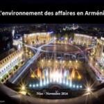 Nice Vendredi 7 Novembre 2014 : l'environnement des affaires au Théatre de la Photographie & de l'Image