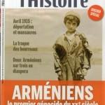 Revue l'Histoire : DOSSIER SPÉCIAL sur le 1er génocide du XXème siècle