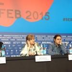L'Ours d'or du Festival du Film de Berlin 2015 a été attribué à Taxi de Jafar Panahi (Iran)