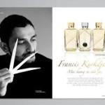 Francis Kurkdjian crée «L'Extase» chez Nina Ricci