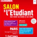 Salon de l'Etudiant du 6 au 8 Mars 2015 à la Porte de Versailles Paris Expo