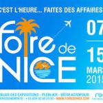Foire de Nice 7 Mars : le maire, Christian Estrosi inaugure ..