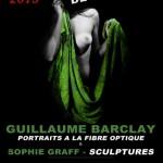 Barclay : Guillaume s'expose au «Nouveau Barclay's Club» du 26 Mars au 7 avril 2015