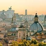 Rome est beaucoup moins stressée que Paris