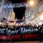 A Istanbul, en Turquie le 24 avril 2015 à partir de 10 heures