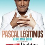 Pascal Légitimus en exclusivité à l'affiche avec «Alone Man Show» à Bobino les 29 et 30 mai