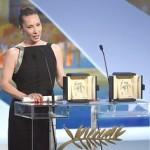 Palmarès Cannes 2015 – Le prix d'interprétation féminine a été attribué ex-aequo à Emmanuelle Bercot, pour son rôle dans Mon Roi, de Maïwenn