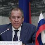 Sergueï Lavrov, ministre des Affaires étrangères de Russie revient à Vienne pour les négociations sur le nucléaire iranien