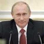 Pour la Fête nationale US du 4 Juillet , le président Poutine félicite le président Obama