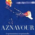 Aznavour fait son Palais des Sports du 15 au 27 Septembre 2015