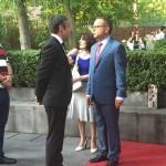 Événément Spécial: Rencontres et Célébration exceptionnelle du 14 Juillet à l'Ambassade de France en Arménie