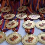 Sixième édition des Jeux Pan-Arméniens en Arménie à Erevan