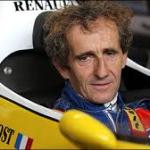 Alain Prost tweete à propos de Jules Bianchi