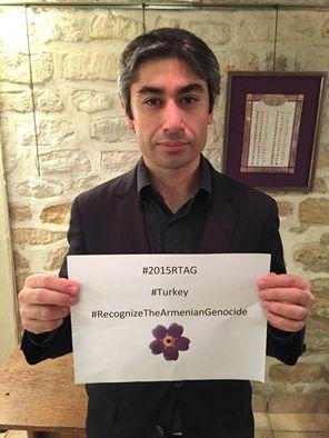 #RTAG Jean-Jacques Saradjian