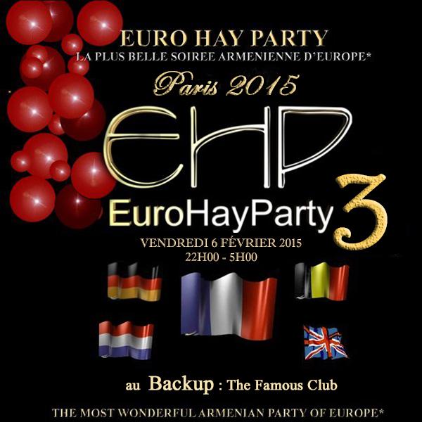 Euro Hay Party 2015