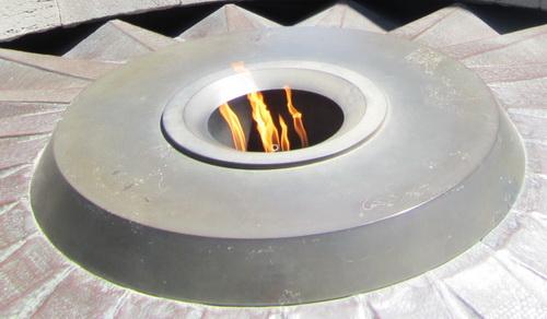 Ravivage de la flamme