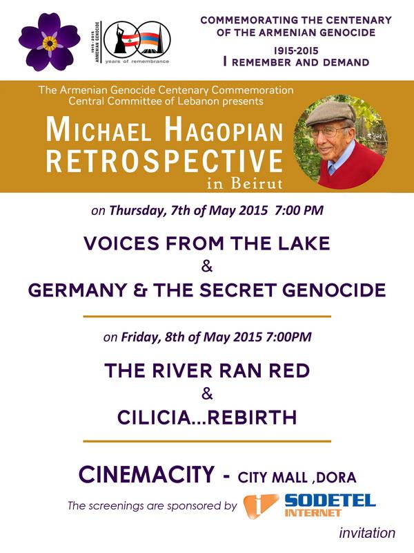 Rétrospective de Michael Hagopian