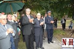Inauguration du khatchkar de Montmorency ce 11 septembre 2013