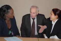 Rama Yade rencontre Rakel Dink ce 11 décembre 2008