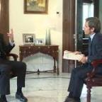 Bachar El Assad et David Pujadas